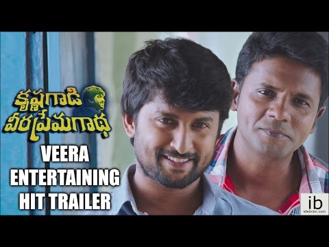 Krishnagaadi Veera Premagaadha Veera Entertaining Hit Trailer