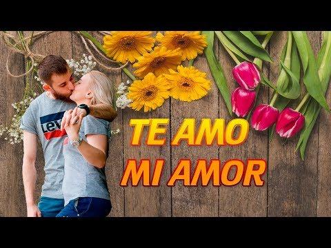 Poemas para enamorar - mi amor este video es para ti te amo