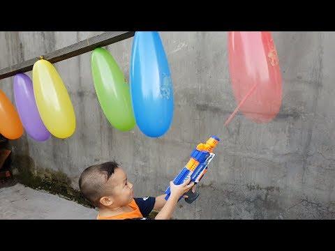 Tổng Hợp Nerf Gun Trò Chơi Ken ❤ ChiChi ToysReview TV ❤ Đồ Chơi Fun Song Bài Hát Vần Thơ
