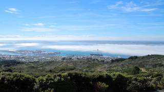 Time Lapse - Sea fog rolling into Bluff