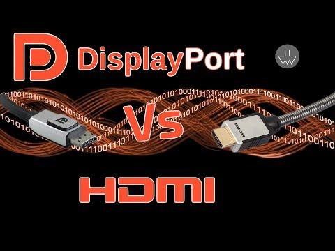 DisplayPort vs HDMI - Quale cavo per 4k 60hz?