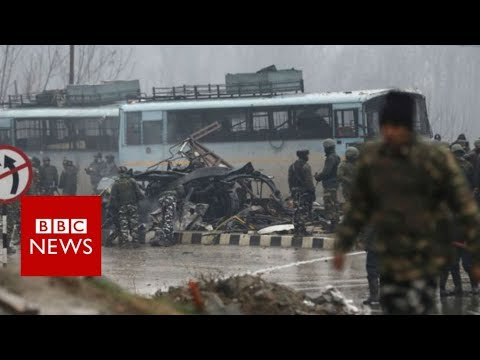 Pulwama attack: India will 'completely isolate' Pakistan - BBC News