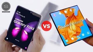 Video Samsung Galaxy Fold vs Huawei Mate X MP3, 3GP, MP4, WEBM, AVI, FLV Mei 2019