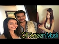 Latest Off Screen Masti By Shrenu as Gauri : Dil Bole Oberoi Actress