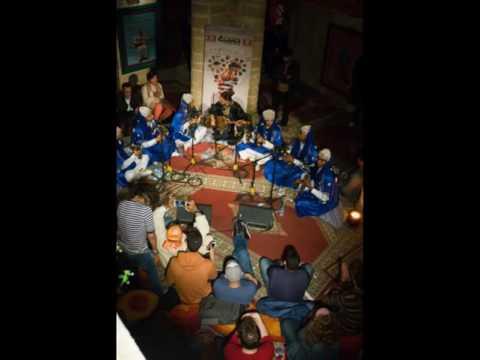 LILA – MAALAM Rachid Hamzaoui – MEKAOUI  @ Festival Gnaoua Et Musique Du Monde 2016