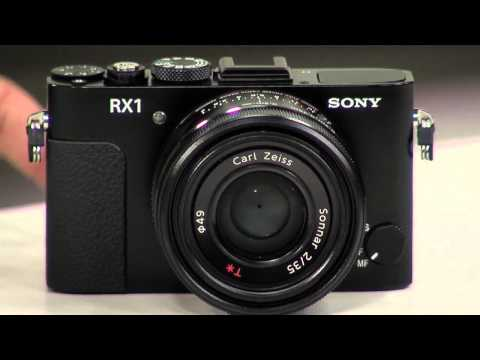 Sony Cyber shot DSC RX1   Worlds First Compact Digital Camera with Full Frame Sensor | Officially Unveiled