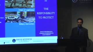Mark Hanis - Genocide Prevention And Intervention