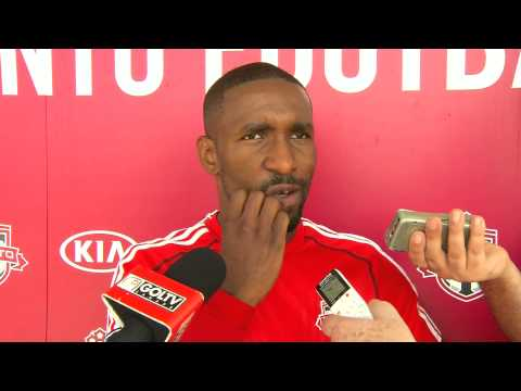 Video: Jermain Defoe - July 22, 2014