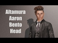 Altamura Aaron Bento Mesh Head in Second Life