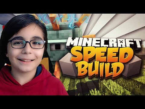 21 RAUND !!! | Minecraft: Speed Builders BKT