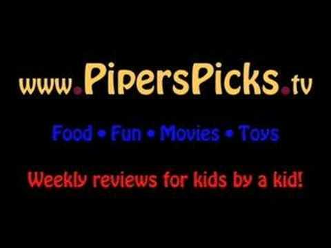 PipersPicksTV #000:  The Trailer