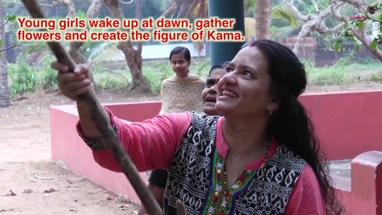 Poorakkali Festival in Northern Kerala: Worshipping Kama