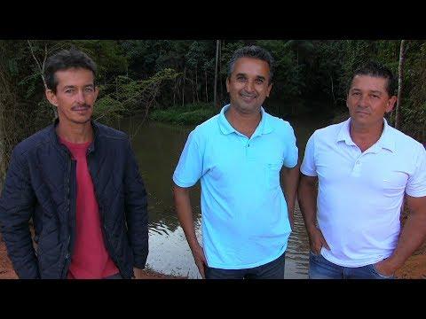 Chacreamento comemora chegada da água em parceria com vereador Zé Rulinha
