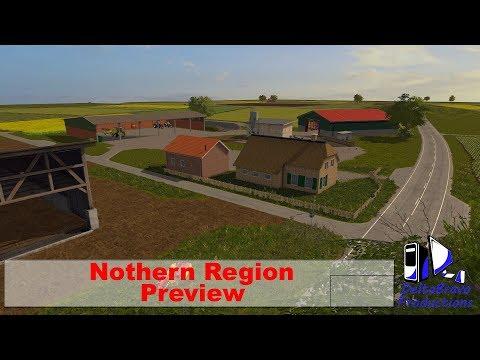 Nothern Region v1.0.0