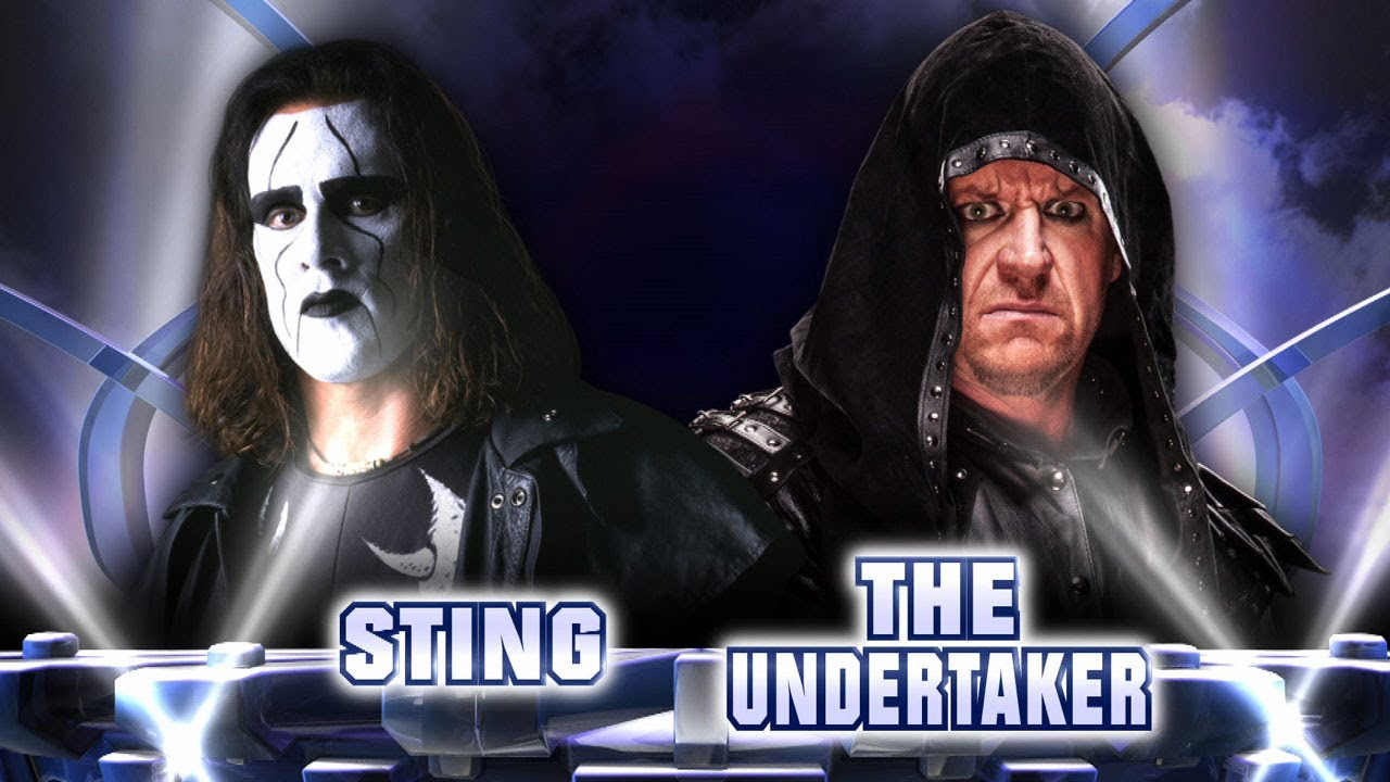 The Undertaker vs. Sting – Fantasy Match-Up