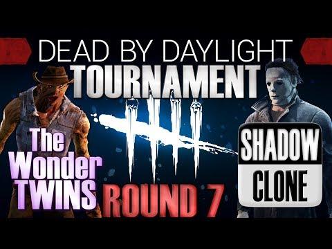 Dead by Daylight Tournament Round 7 Finals - The Wonder Twns vs Shadow Clone (видео)