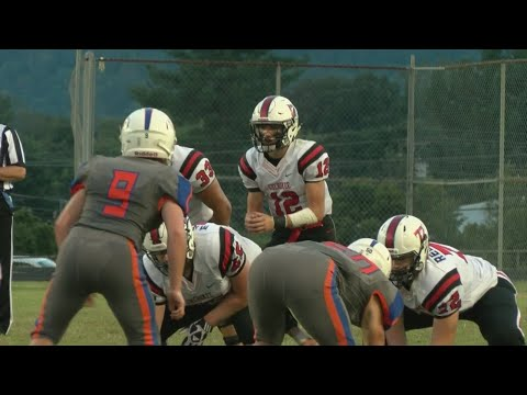 Thursday night high school football highlights and scores from NE Tennessee and SW Virginia