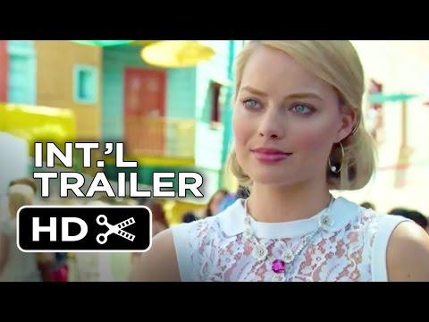 Focus Official UK Trailer  2015   Will Smith, Margot Robbie Movie HD