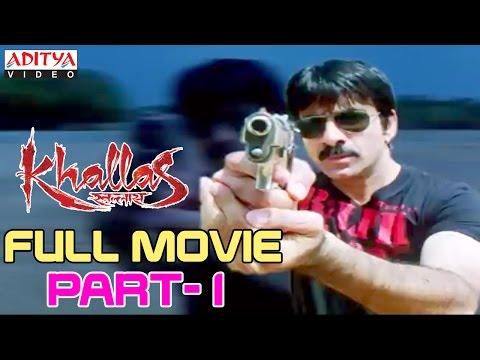Video Khallas Hindi Movie Part 1/12 Raviteja, Richa Gangopadhay, Deeksha Seth download in MP3, 3GP, MP4, WEBM, AVI, FLV January 2017
