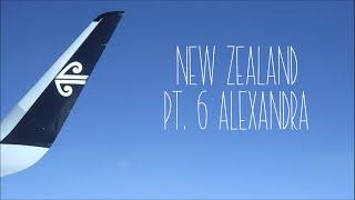 Alexandra New Zealand  city photos : Travels 2016 - New Zealand - Pt. 6 Alexandra