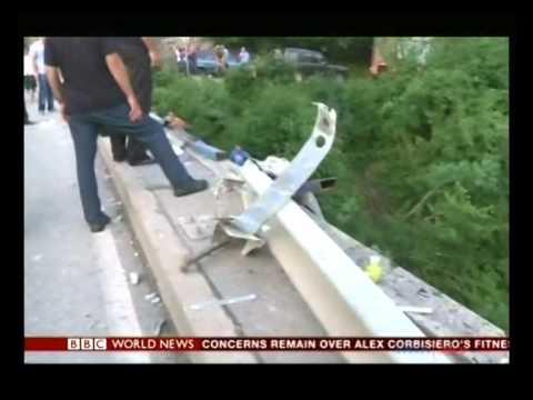 Montenegro bus crash kills 16