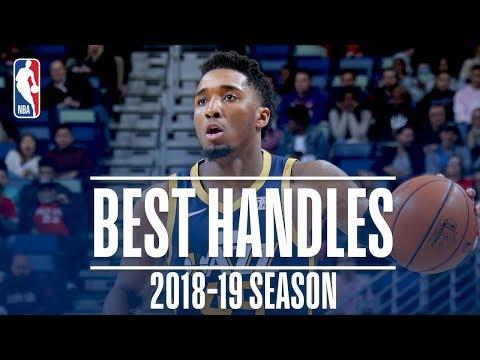 Video: Donovan Mitchell's Best Handles | 2018-19 NBA Season | #NBAHandlesWeek