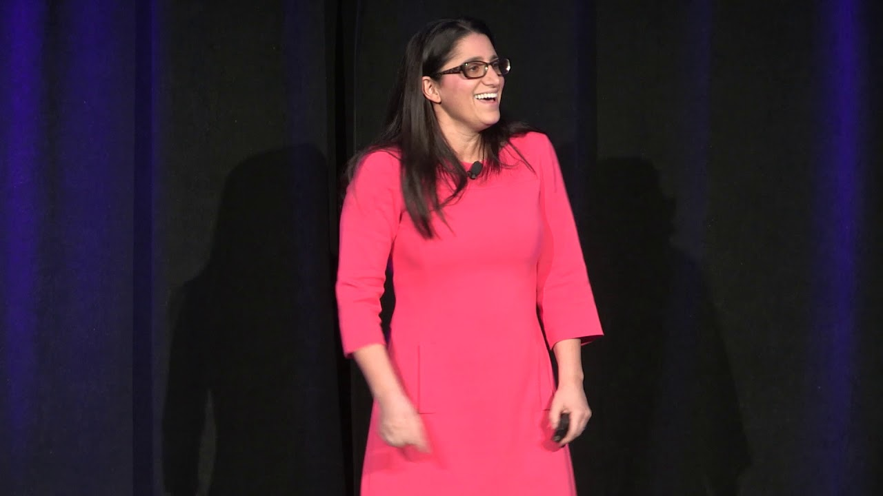 Mona Hanna-Attisha (author of What the Eyes Don't See) at the FYE® Conference 2019