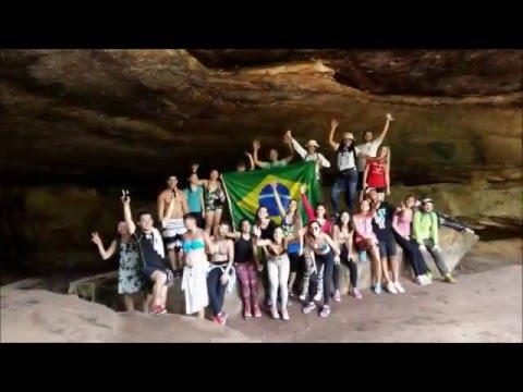 Circuito das Cachoeiras - Chapada dos Guimarães/MT