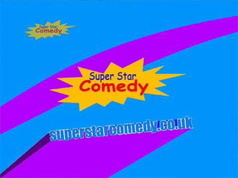 Super Star Comedy Continuity 10-06-2016