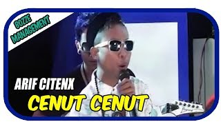 ARIF CITENX - CENUT CENUT [ OFFICIAL KARAOKE MUSIC VIDEO ]