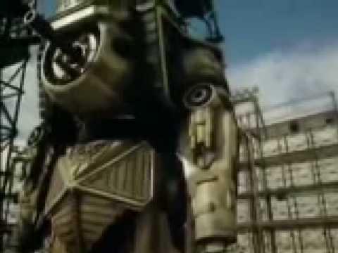 Robo Warrior Trailer from the movie with english lyrics