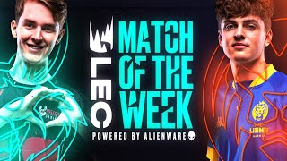 #LEC Match of the Week: Misfits vs Mad Lions | 2020 Summer Week 4 by League of Legends Esports