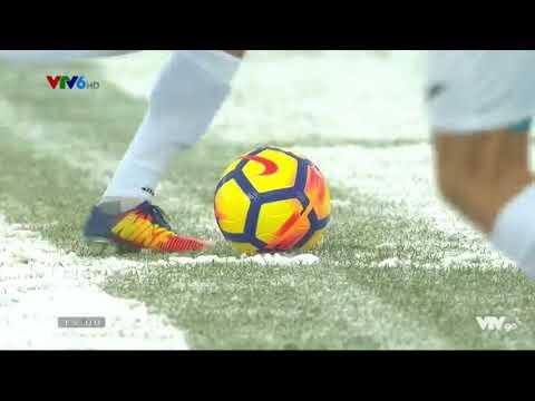 U23 Việt Nam vs U23 Uzbekistan | Chung Kết U23 Châu Á 2018 Hiệp 1 - Thời lượng: 57 phút.