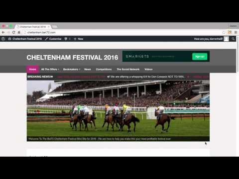 The Cheltenham Festival. Done.