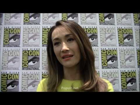 Nikita 2011 Comic Con Interviews Part 2