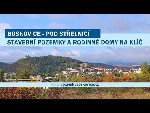 Prodej, Pozemek stavební - bydlení, 681 m2, Boskovice