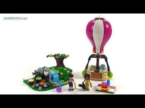 "Конструктор LEGO Friends 41097""Воздушный шар Хартлейк Сити"""