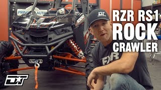 10. Turning the RZR RS1 Into a Rock Crawler