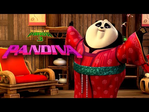 Kung Fu Panda 3 (Viral Clip 'Be a Fashion Pan-DO!')