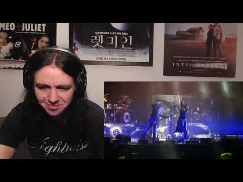 Nightwish - Wish I Had an Angel (Live Wacken 2013) Reaction/ Review