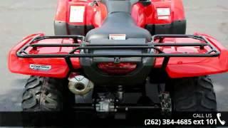 10. 2015 Honda FourTrax Rancher 4x4 ES  - Action Power Sports...