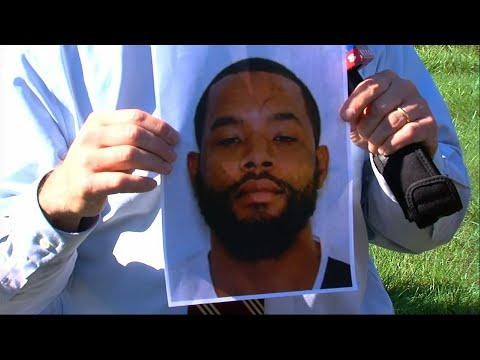 Manhunt in Maryland Workplace Shooting