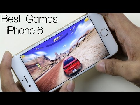 Top 10 Best Games for iPhone 6