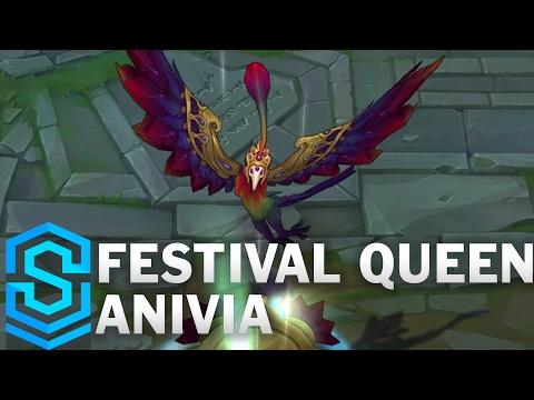 [造型預覽] Festival Queen 艾妮維亞