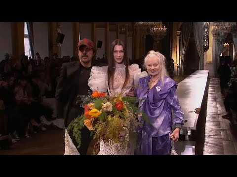 Paris Fashion Week: Westwood, Valentino, Guillarmé