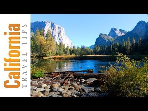yosemite - California travel expert Veronica Hill of http://www.CaliforniaTravelExpert.com visits Yosemite National Park in this episode of
