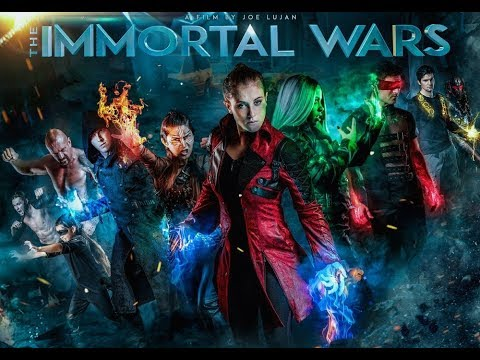 THE IMMORTAL WARS Official Movie HD Trailer 2018