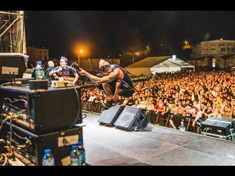 Sick Of It All - Live at Resurrection Fest 2014 (Viveiro, Spain) [Full show] (видео)