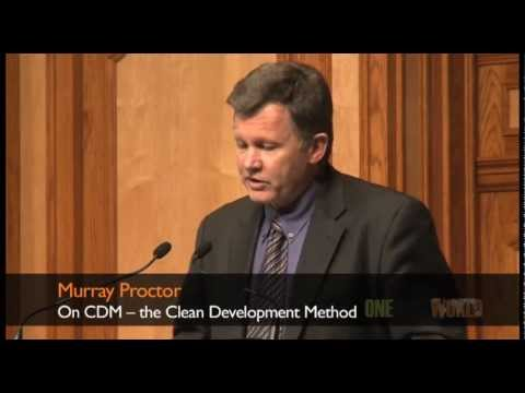 Murray Proctor on CDM – the Clean Development Method