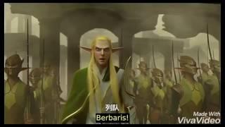 DragonNest Throne Of Elves [Music Video]